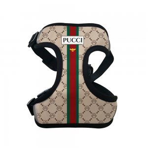 Personalised Pet Harness - Pucci