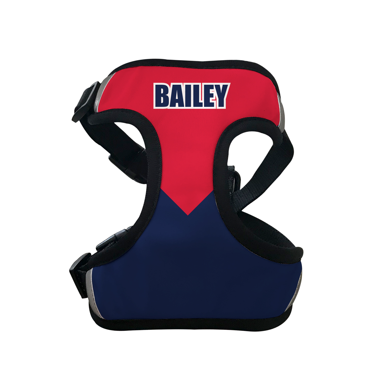 Personalised Pet Harness - Sports