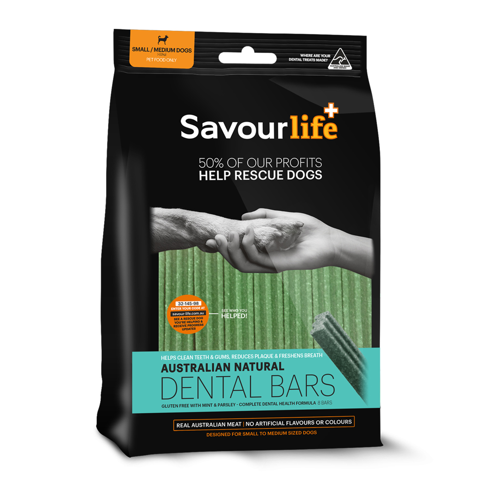 Savour Life Treats - Dental Bars