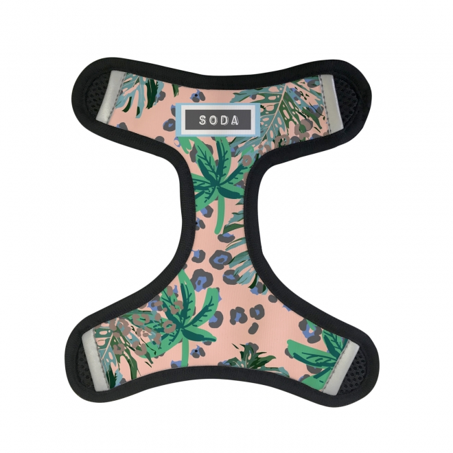 Harness Front - Jungle Vibes in a Variety of Colours