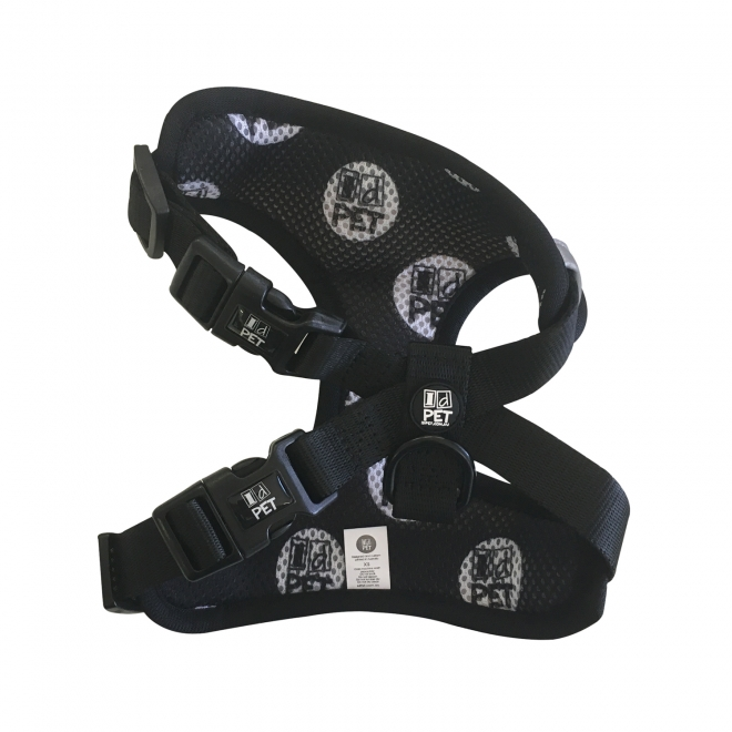 Personalised Pet Harness - Fast Food in a Variety of Colours
